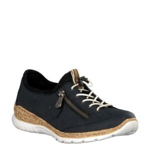 Rieker N4263-14 Blue Casual Shoes